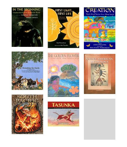 Creation Stories and Science grade 6: Multcolib Assignments
