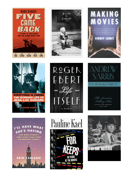 Books for Film Buffs | The Seattle Public Library