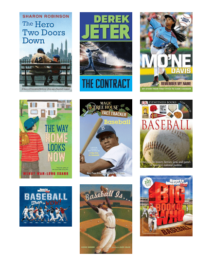 Baseball Books for Kids | King County Library System