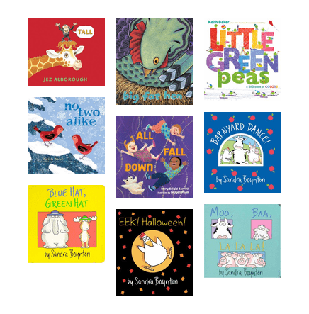 Lawrence Kid Picks: 100 Books for Babies (0-23 months ...