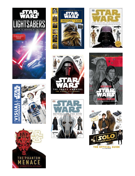 Great Info For Star Wars The Seattle Public Library Bibliocommons