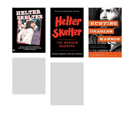 END OF CHARLES MANSON | King County Library System | BiblioCommons