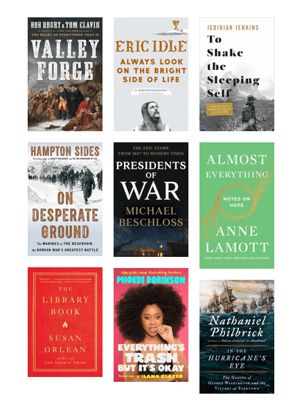 Top 10 Anticipated Books For October 2018 Nonfiction Chicago