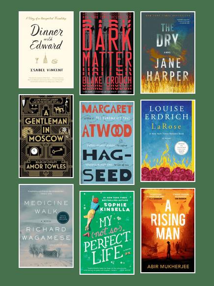 New Book Club Kits 2018