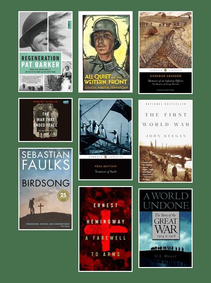 In Commemoration: World War I Titles | Ottawa Public Library