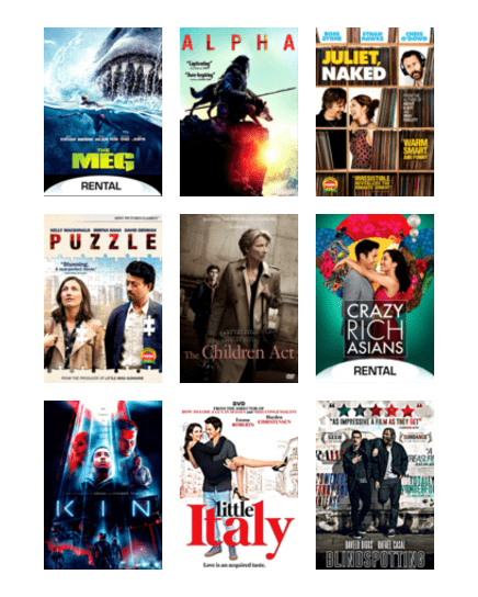 2018 DVD Releases pt  4 | Chicago Public Library | BiblioCommons