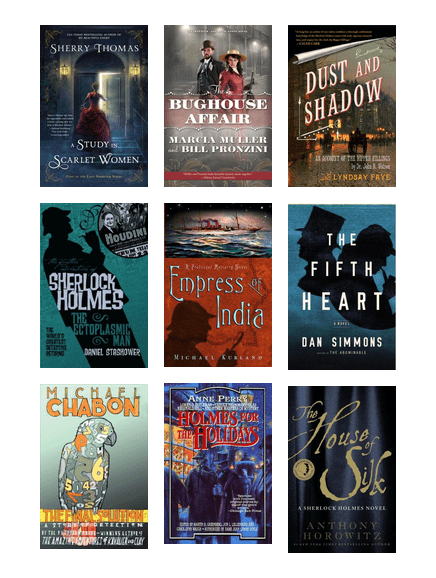 Ra Books That Explore The Sherlock Holmes Universe The Seattle