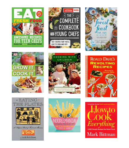 Cookbooks For Young Chefs Marinet Bibliocommons