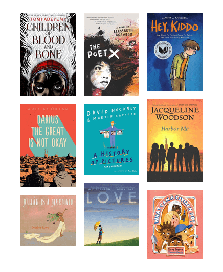 Time S Top 10 Ya And Children S Books Of 2018 Vancouver Public