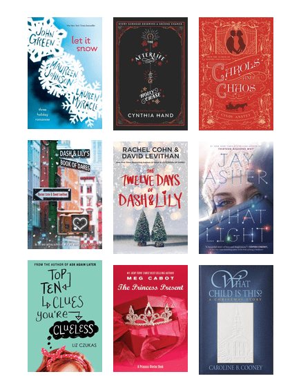 Teen Holiday Reads Olathe Public Library Bibliocommons