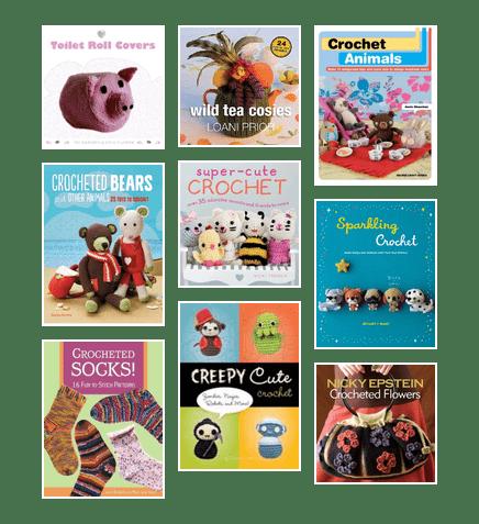 Get Creative, Crochet! | Logan City Council Libraries | BiblioCommons