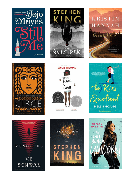 Goodreads Choice Award Winners 2018