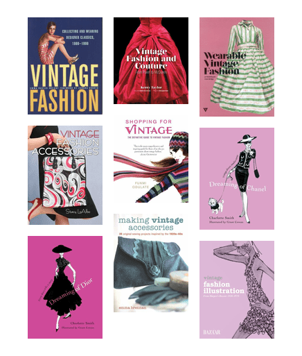 For vintage fashion lovers!