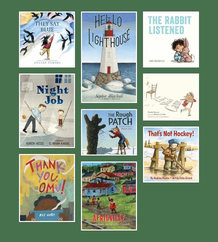 My Favourite Children S Picture Books 2018 Ottawa Public Library