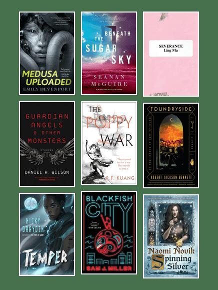 The Best Sci Fi and Fantasy Books of 2018 | Las Vegas-Clark