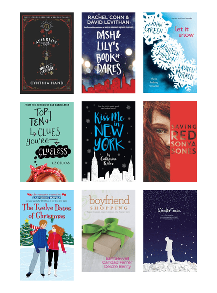 Ya Holiday Faves Public Library Of Youngstown And Mahoning County