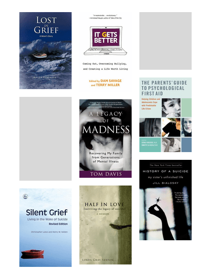 Suicide And Mental Health Austin Public Library Bibliocommons