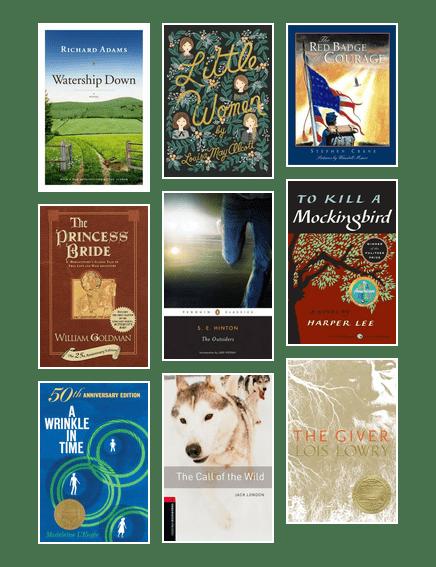 Gbc Book Bingo Classic Literature Princeton Public Library Bibliocommons