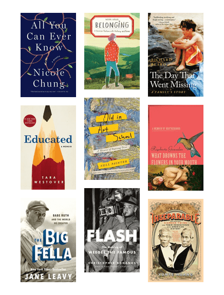 2018 National Book Critics Circle Awards 06da16cb2d
