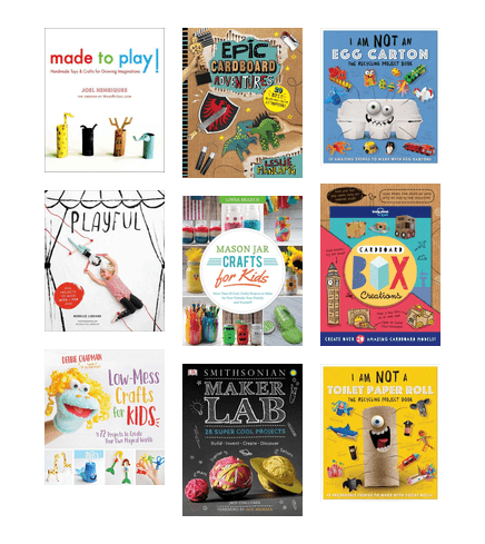 Crafty Ways For Indoor Days Washington County Cooperative Library Services Bibliocommons