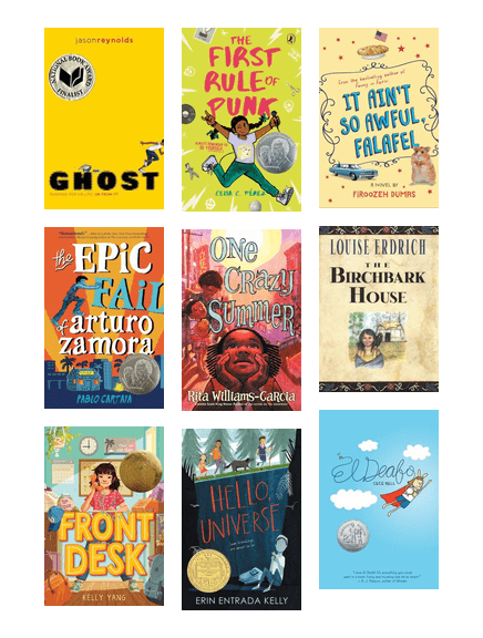 Lawrence Kid Picks: #OwnVoices for Middle Grades | Lawrence Public ...