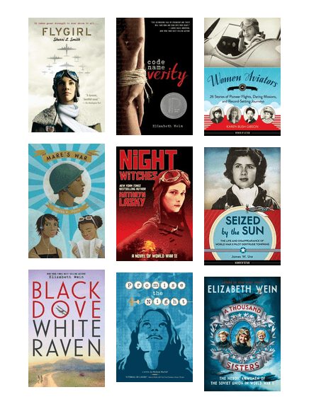 Flying High: Fearless Female Aviators | Sno-Isle Libraries