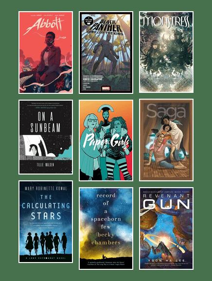 2019 Hugo Awards Finalists | Edmonton Public Library