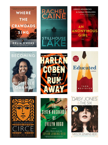 The Most Read Books Right Now on Goodreads | King County