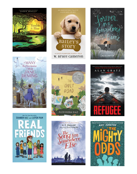 Sasquatch Nominees 2019 - 2020   The Seattle Public Library   BiblioCommons