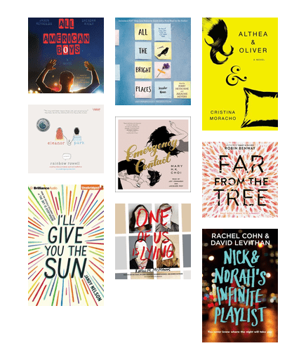 13 Young Adult Audiobooks With Multiple Narrators King County Library System Bibliocommons