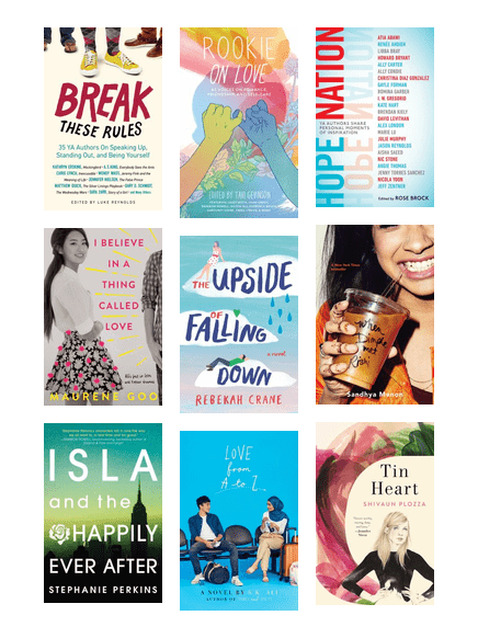 Books Just For You - YA Romance and Inspiration | Vancouver