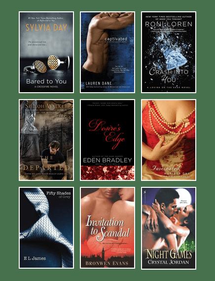 Literary genre erotic