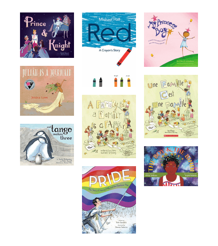 Rainbow Reading List: Picture Books
