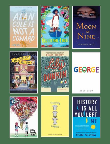 Rainbow Reading List: Middle Grade