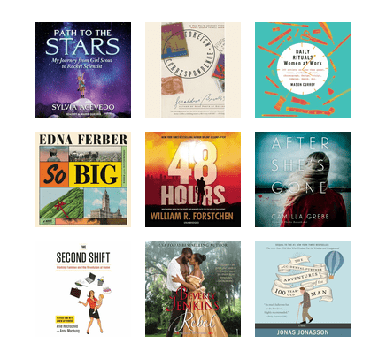 Audiobooks | King County Library System