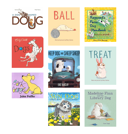 Picture Books Worth Barking About