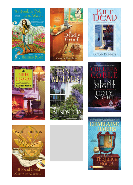 Cozy Mysteries To Check Out Pima County Public Library Bibliocommons