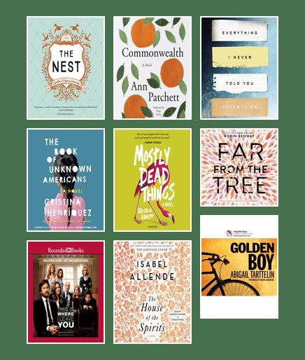 Audiobooks | Boston Public Library