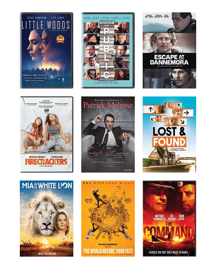 Movies and TV | King County Library System