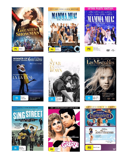 Movies - Logan City Council Libraries