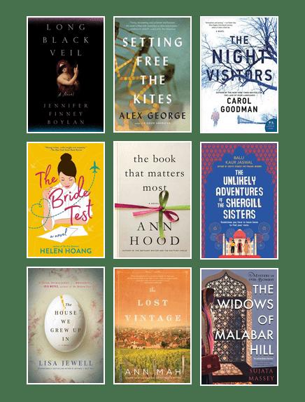 Obama Book List 2020.Titles Book Club List Fall 2019 Winter Spring 2020