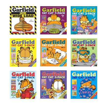 Best Garfield Books Grand Rapids Public Library Bibliocommons