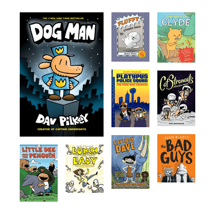 If You Liked Dog Man