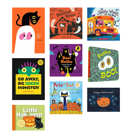 Spooky tales for little ones
