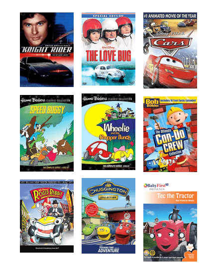 Talking Cars And A Couple Of Other Vehicles Too The Indianapolis Public Library Bibliocommons