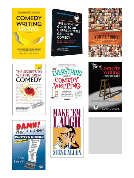 Directing Tv Improv Sketch Funny On Purpose The Definitive Guide To An Unpredictable Career In Comedy Standup Youtube Writing Performing Arts Business Investing
