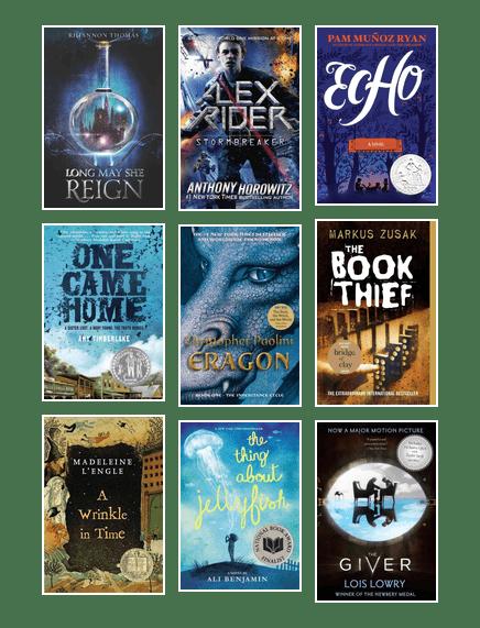 Sjpl Picks Advanced Young Reader Selections San Jose Public Library Bibliocommons