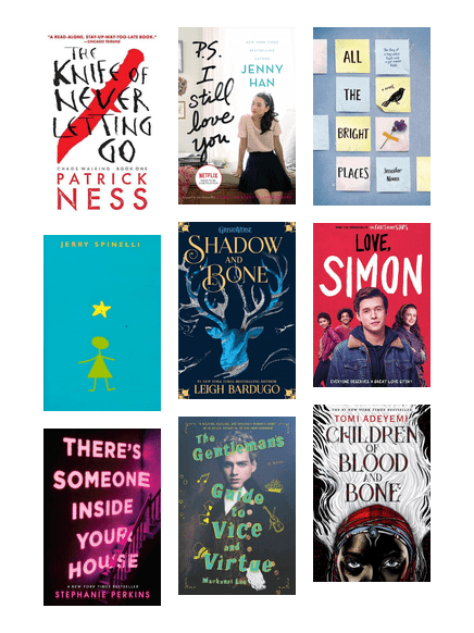 Ya Book Adaptions Coming To The Screen In 2020 Las Vegas Clark County Library District Bibliocommons