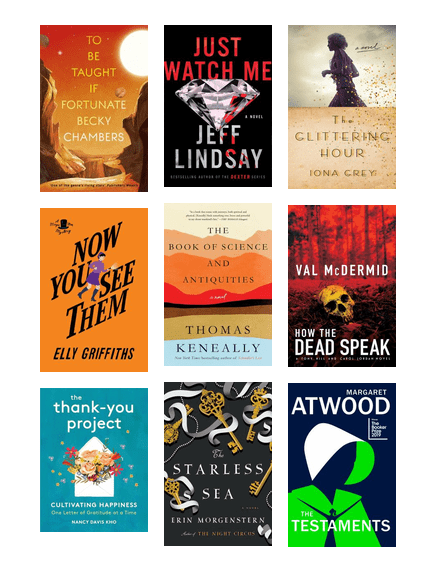Must reads for early 2020!