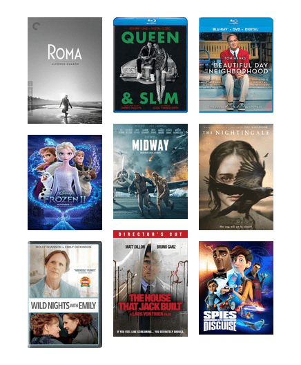 New Upcoming Dvds February 2020 Saint Paul Public Library Bibliocommons